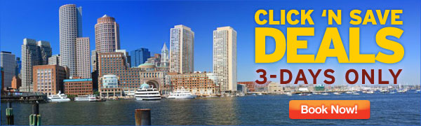 Click 'n Save Offers - 3 Days Only!